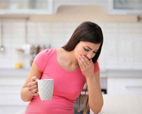 Vomiting in Pregnancy Treatment Alain UAE