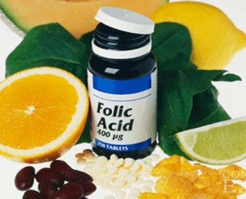 Folic acid in pregnancy